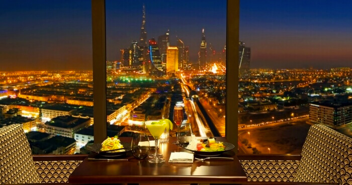 Don't forget to enjoy Dubai's nightlife during your visit!