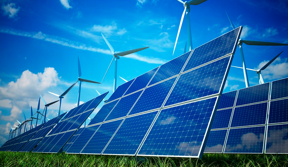 Environmental and economic benefits of renewable energy